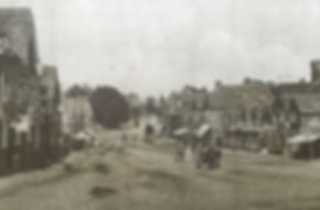 Haslemere High Street looking down towards The Georgian Hotel, 1900