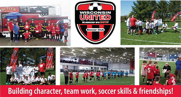 Wisconsin United SC U12 team