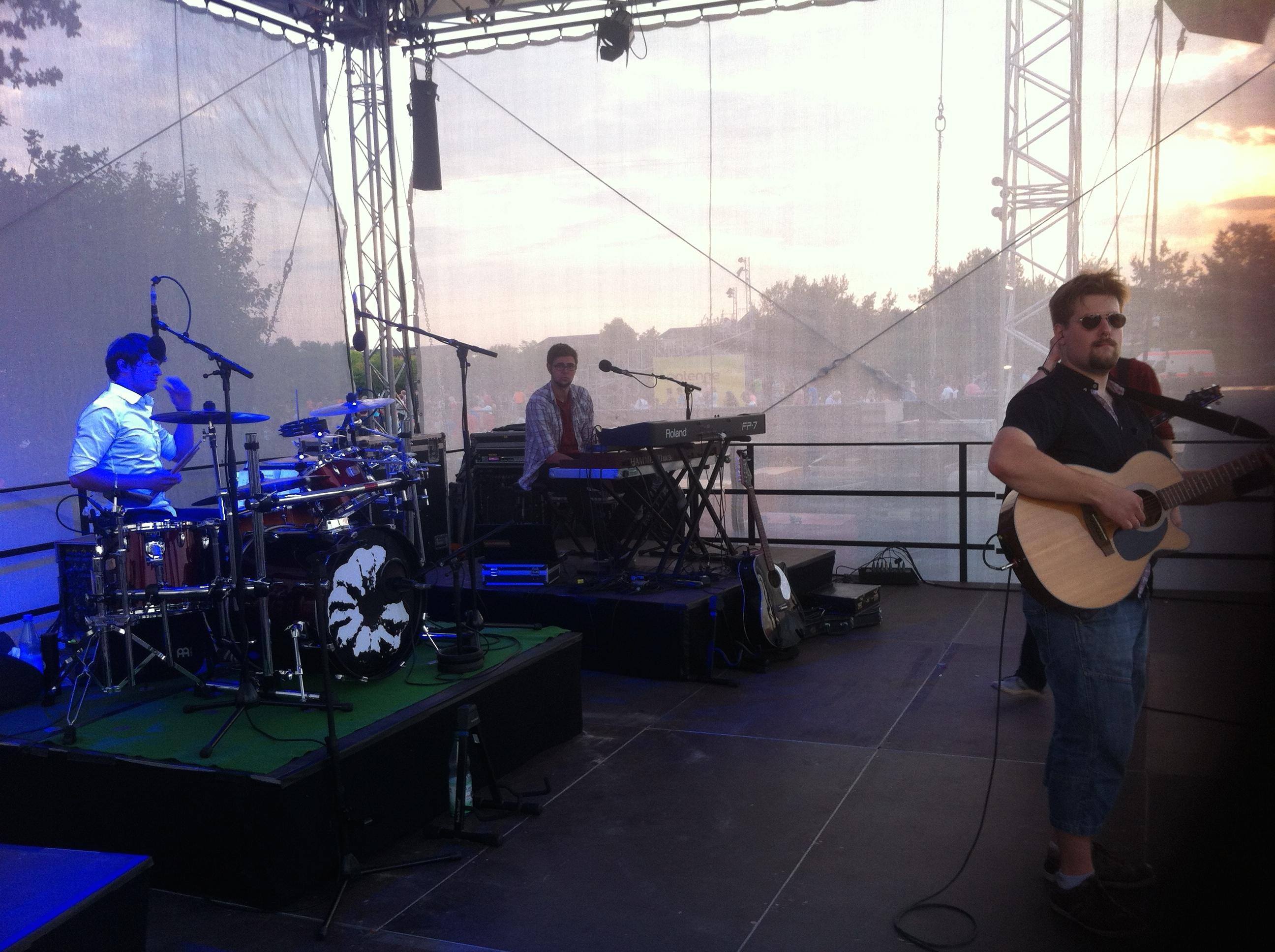 Feuerwerkersinfonie 2014