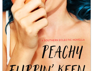 PEACHY FLIPPIN KEEN now available!