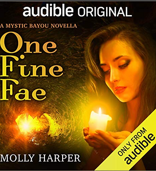 One Fine Fae by Molly Harper  Audiobook