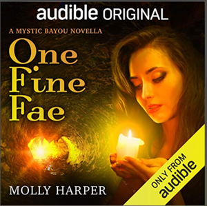 ONE FINE FAE available on Audible!