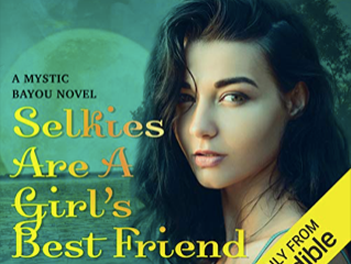 SELKIES ARE A GIRL'S BEST FRIEND is now available exclusively from Audible!