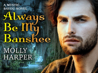 ALWAYS BE MY BANSHEE is now available in audio