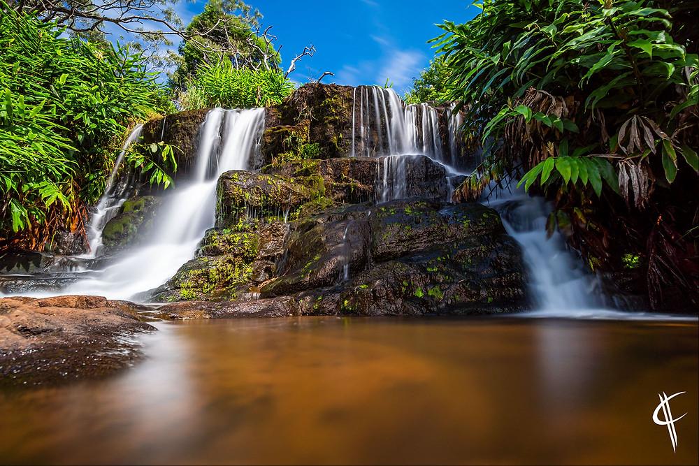 Waipo'o Falls (Part)