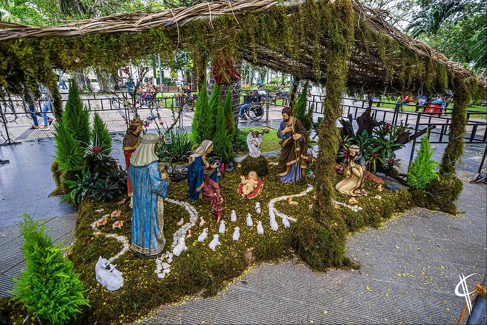 Christmas crib, Santa Cruz de la Sierra