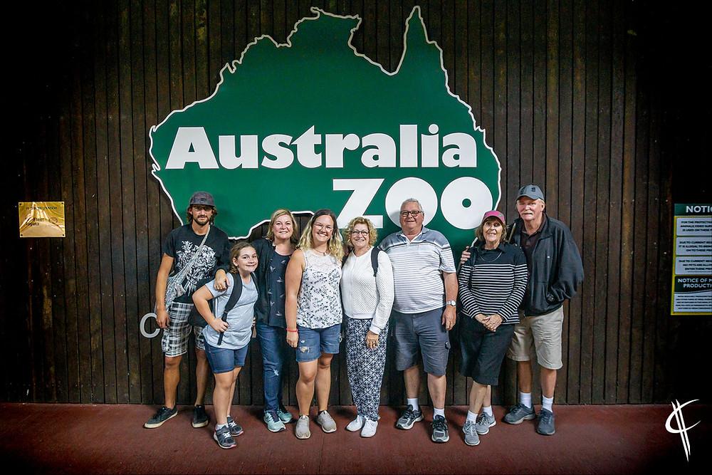 Crikey! Australia Zoo!