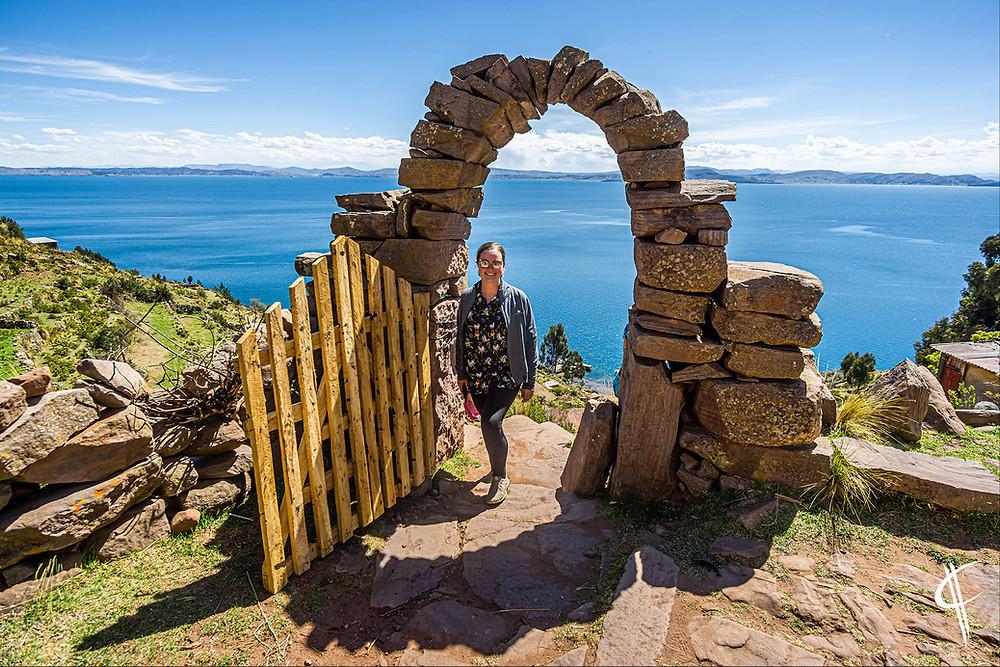 Isla Taquile, Lake Titicaca