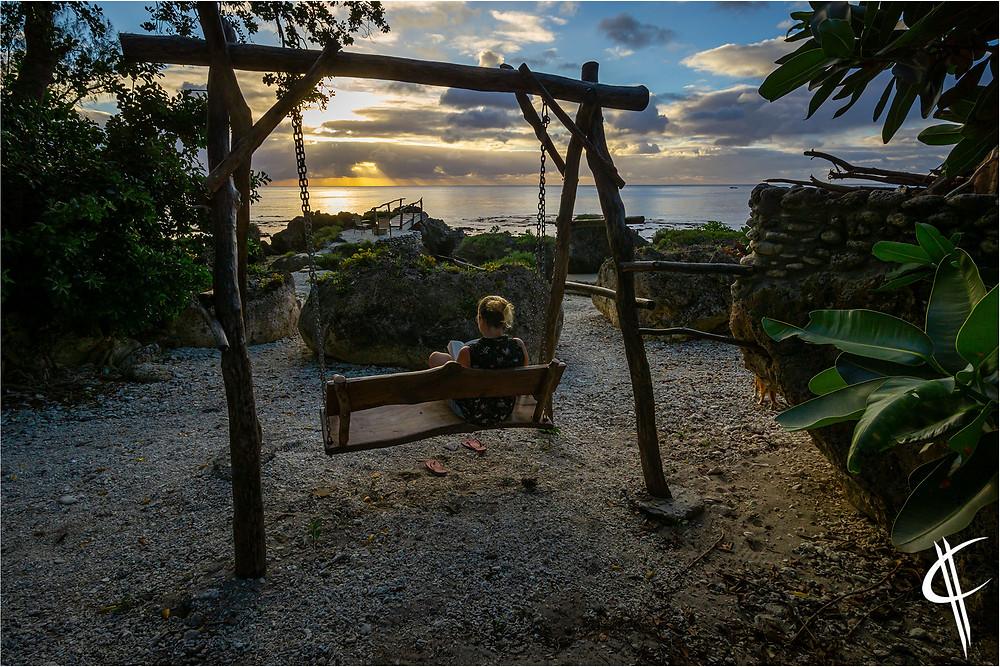 Sunset @ Back to Eden