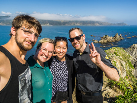#PeCasAdventures 20: Wellington
