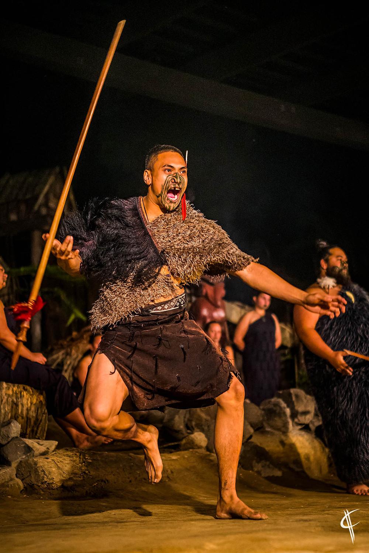 Mitai Cultural Performance, Rotorua