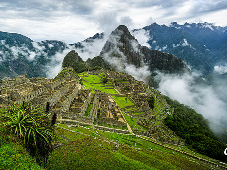 #PeCasAdventures 71: Machu Picchu & the Rainbow Mountains