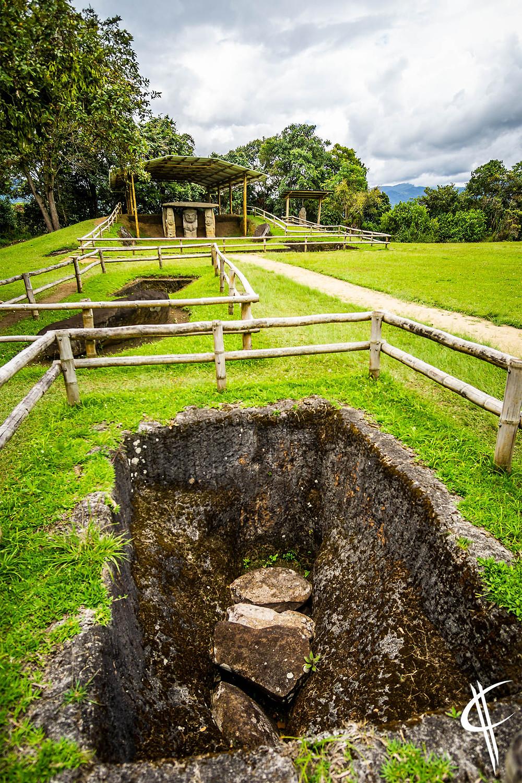 Archeological Park San Agustín