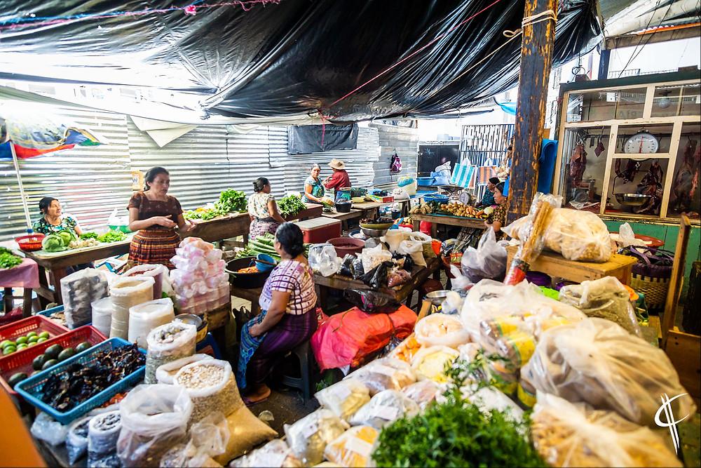 Market San Pedro