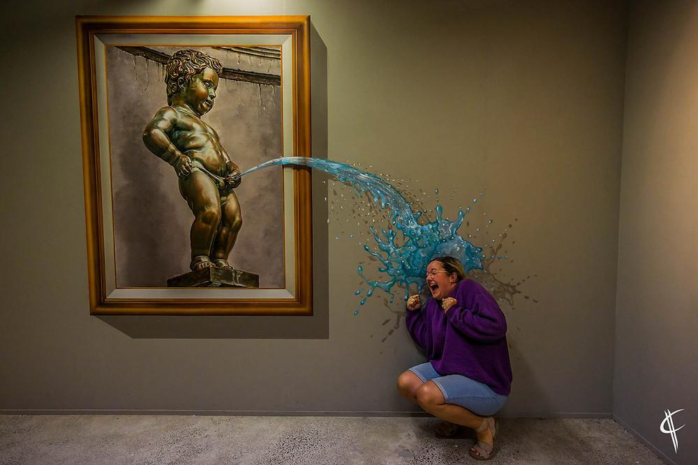 3D Trick-Art Gallery