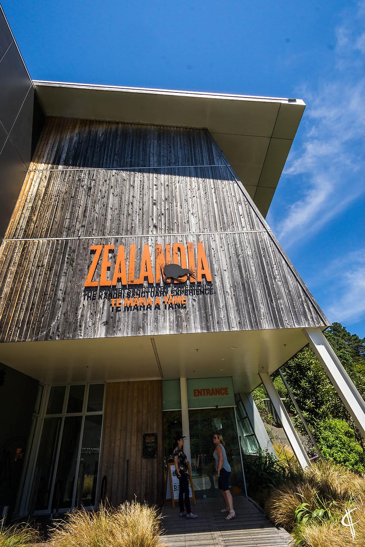 Zealandia Reserve