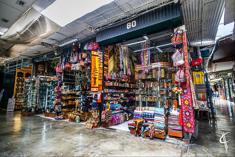 Market, Lima