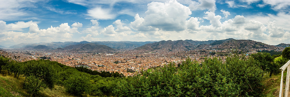 Panoramic Cusco