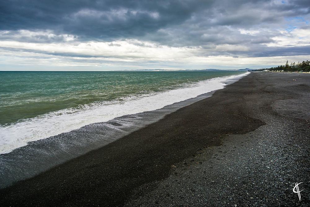 Beach, Napier