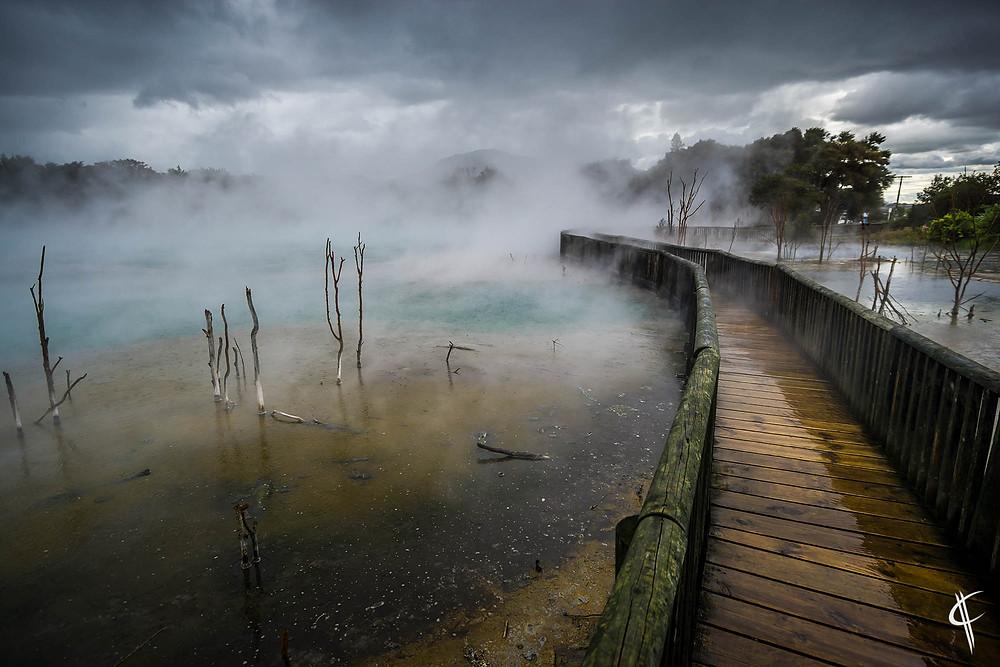 Kuirau-Park, Rotorua