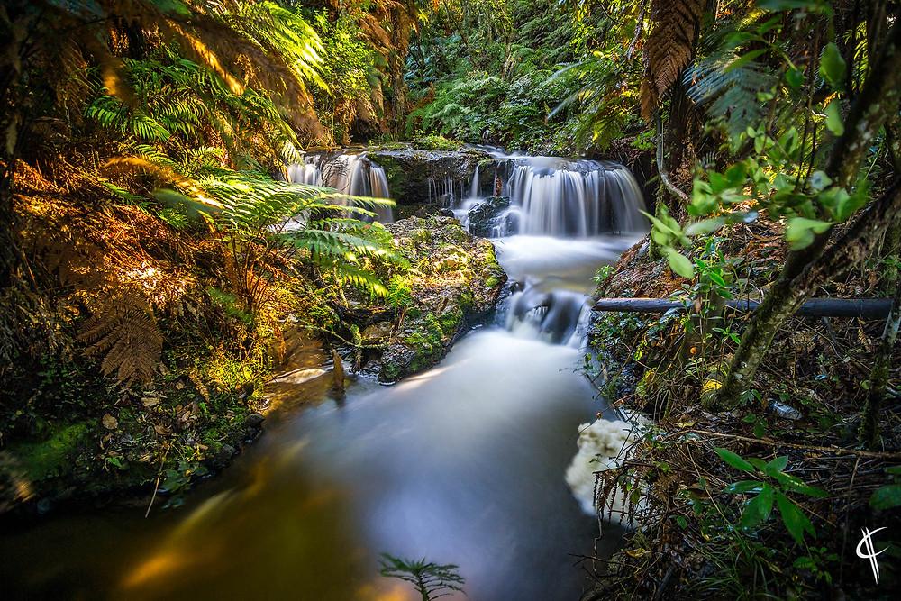 little secret waterfall