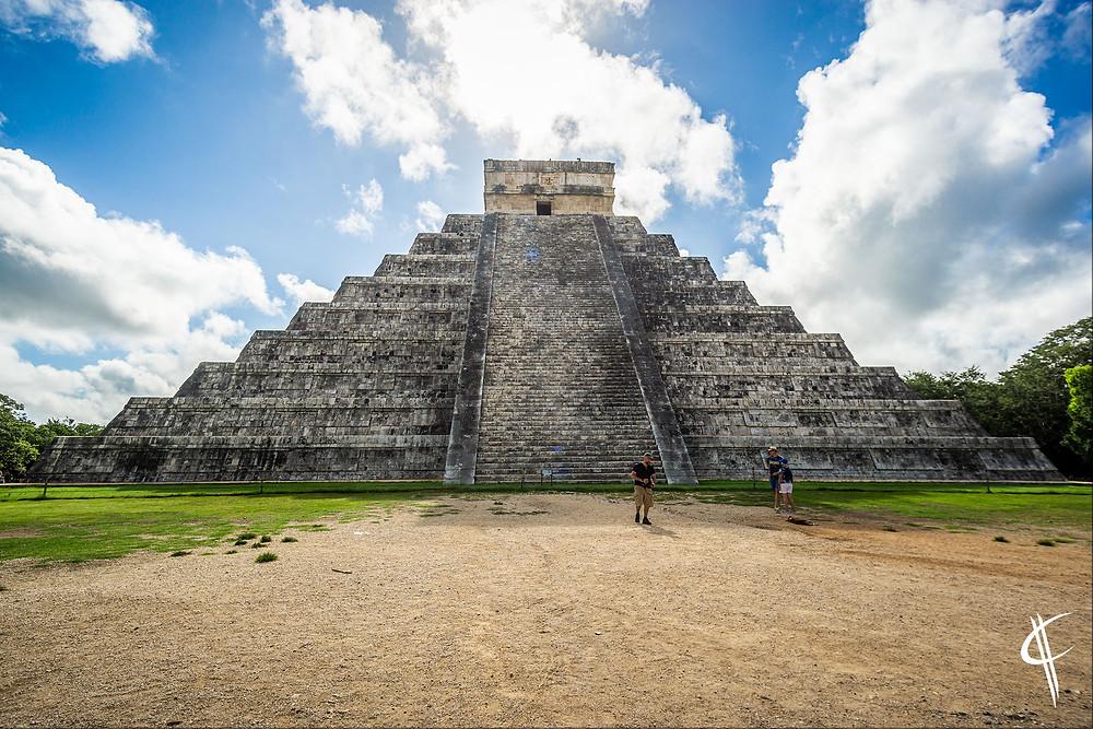 Kukulcán Pyramid, Chichén Itzá