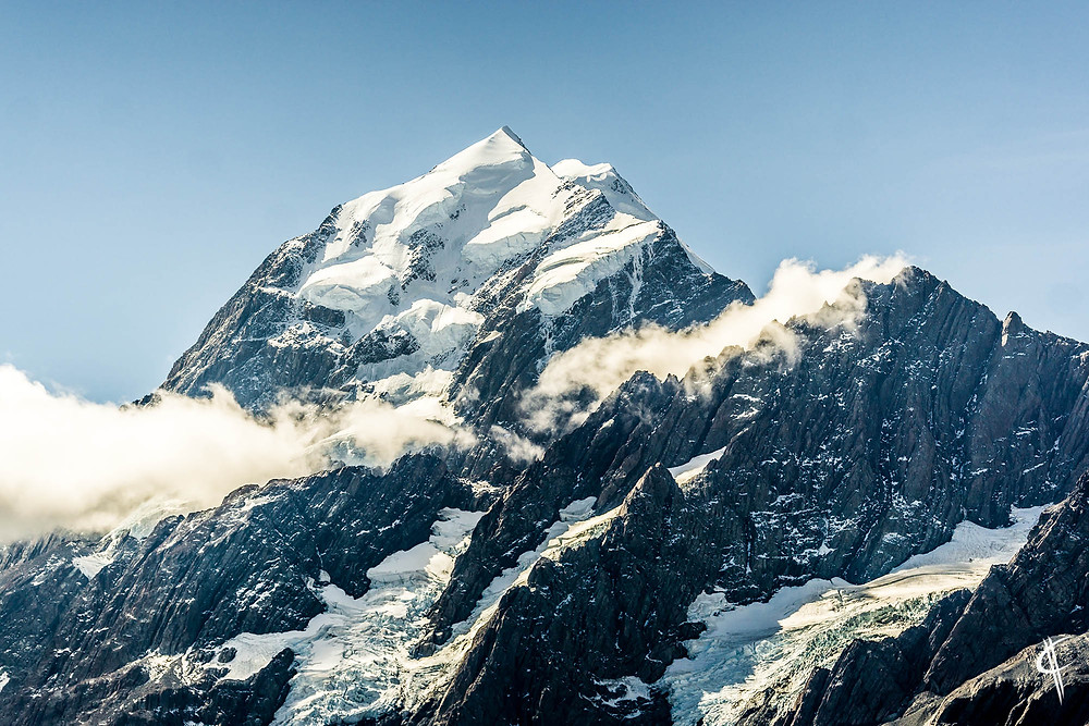 Cloud Piercer (Mount Cook)