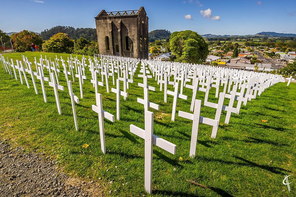 Crosses, Waihi