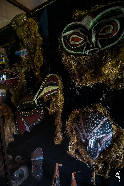 Masks @ Museum Port Vila