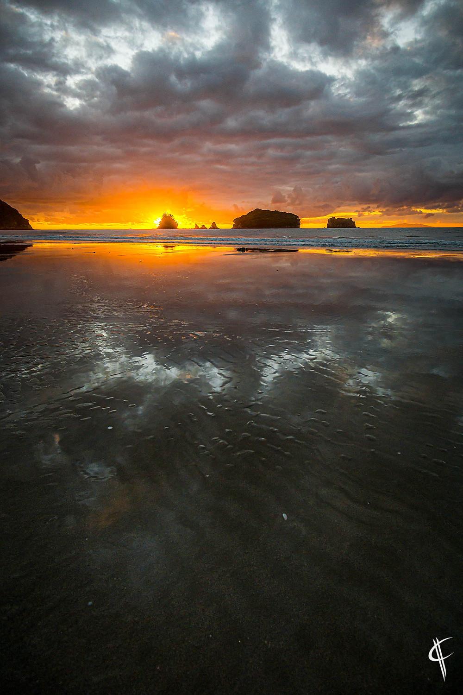 Sunrise Whangamata