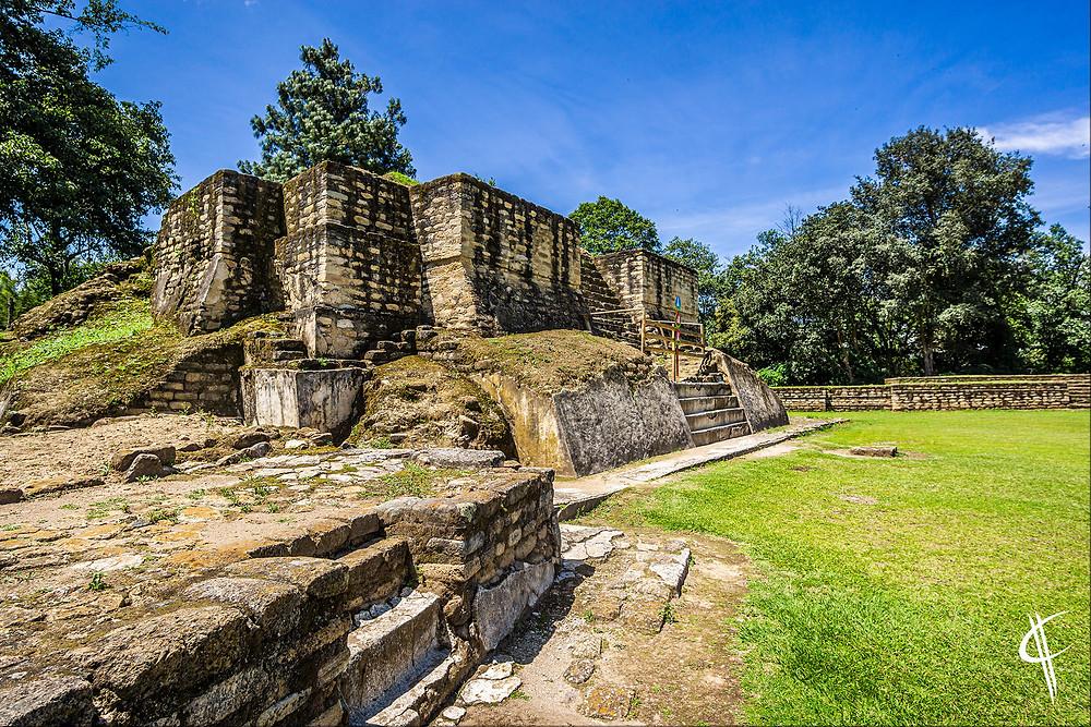 Iximche Maya Ruins