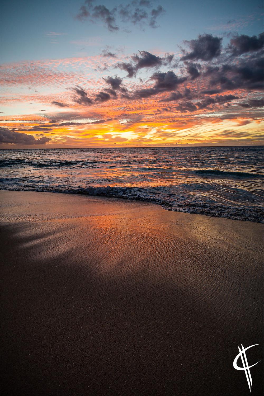 Polihale Beach Sunset