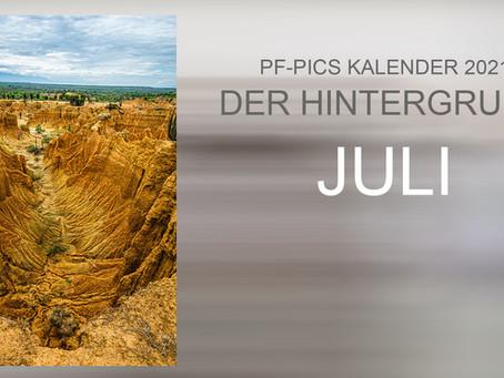 Der Hintergrund: Juli