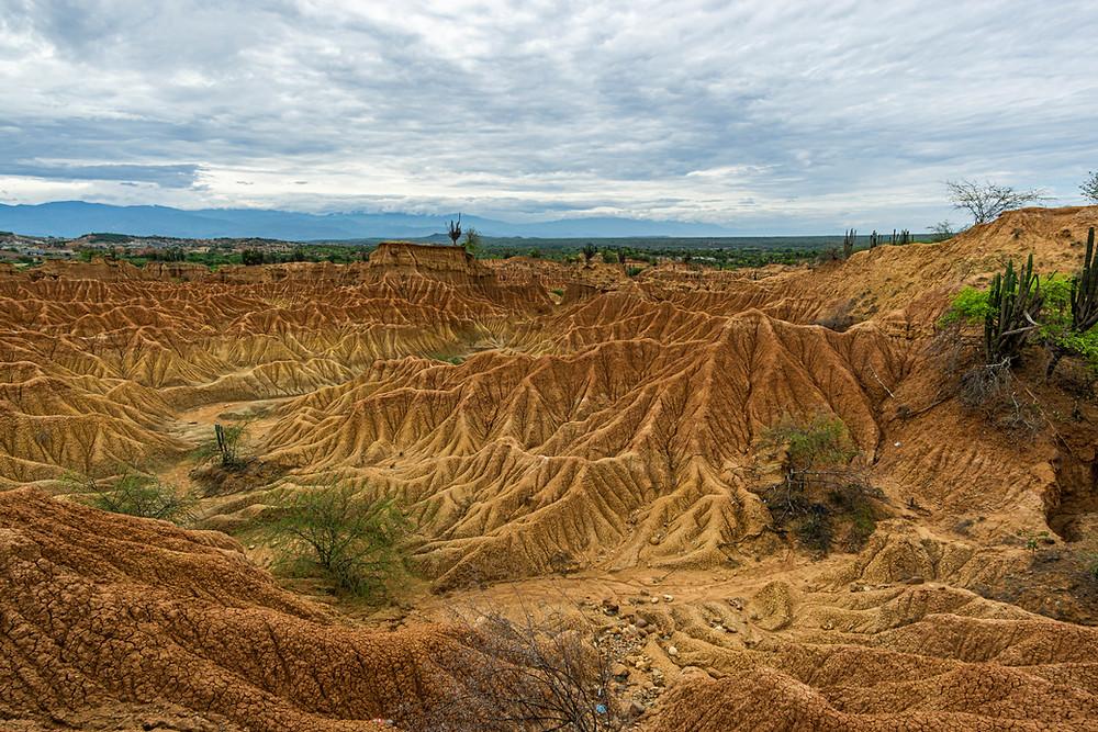 Desierto de la Tatacoa: Rojo