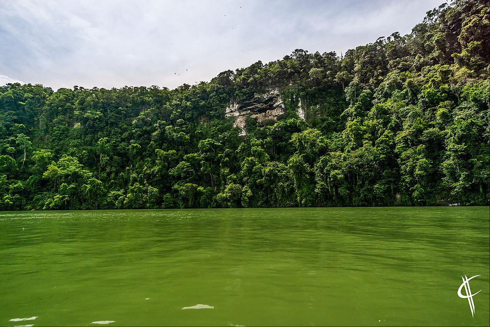 Rio Dulce Canyon