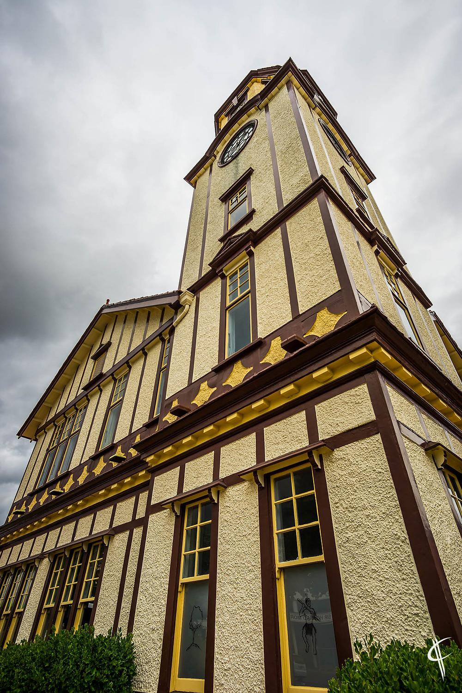 Rotorua i-site building