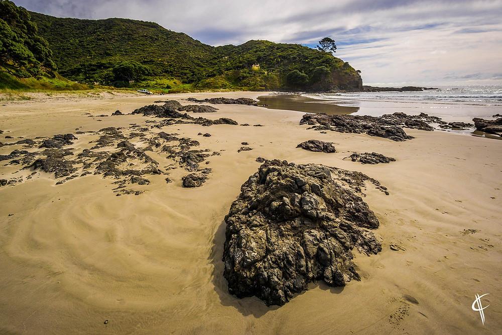 Tepokupoku Bay
