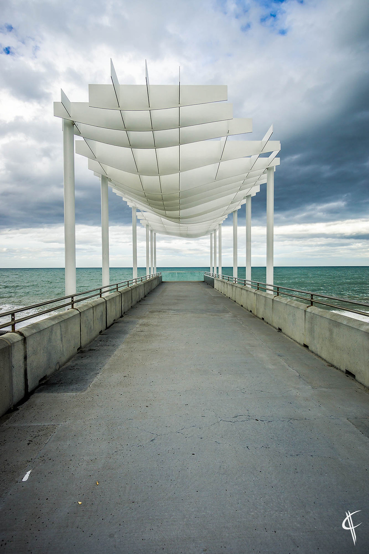 Pier, Napier