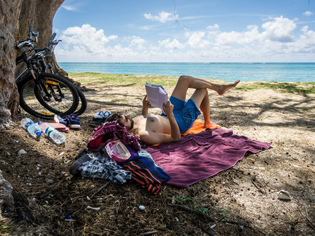#PeCasAdventures 2 : Beaching