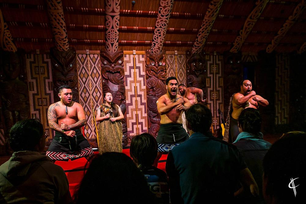 Maori Performance @ Waitangi Treaty Grounds