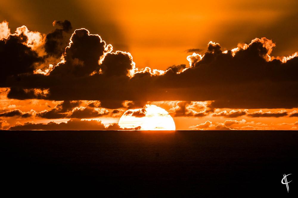 Sunset, Cape Reinga