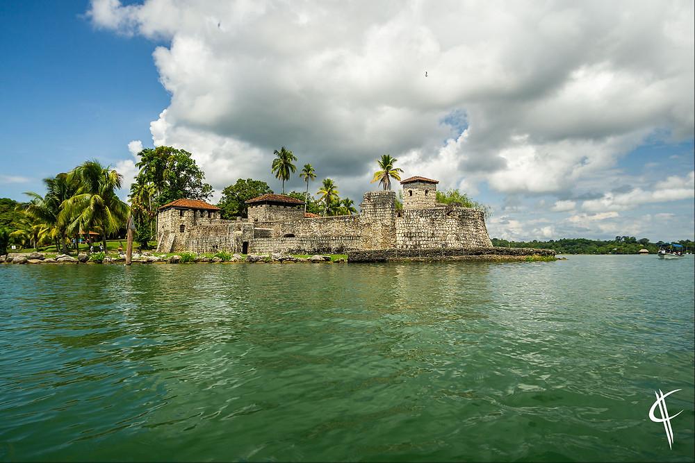 Castillo San Felipe, only castle in Guatemala