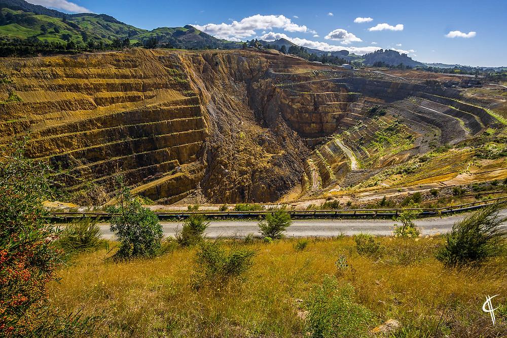 Martha Gold Mine, Waihi