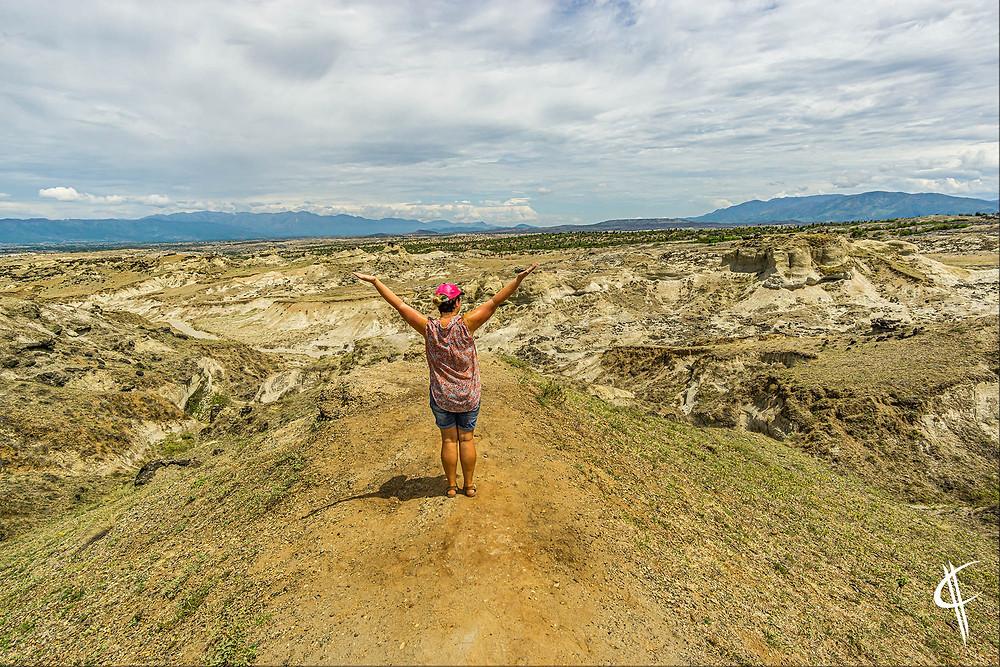 Desierto de la Tatacoa: Las Ventanas