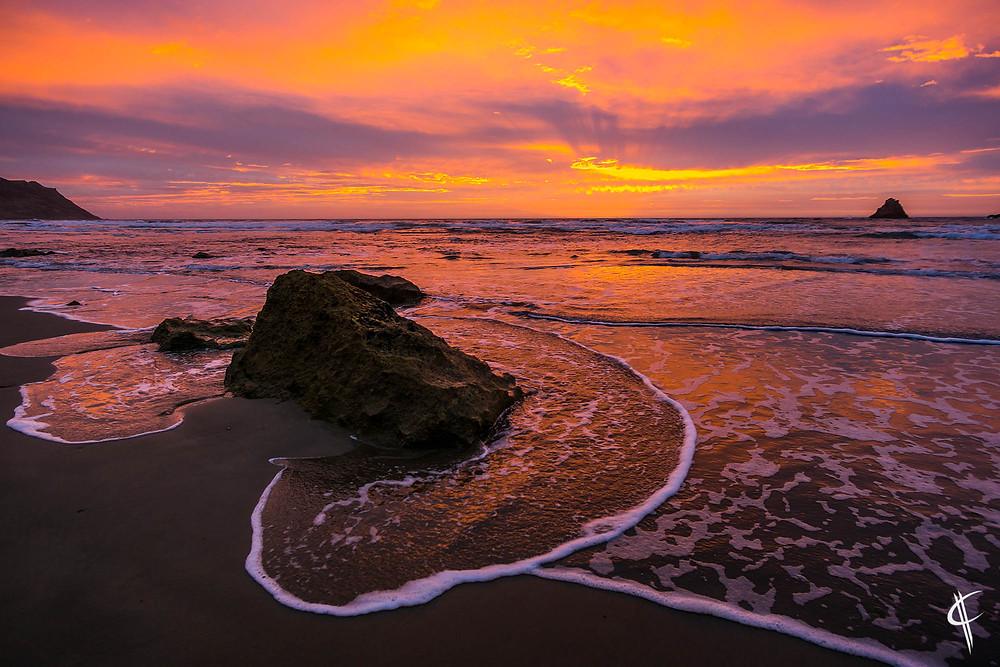 Kairakau Beach Sunrise