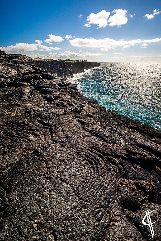 Seacliffs & Lava