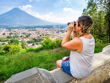 #PeCasAdventures 63: Antigua, Guatemala