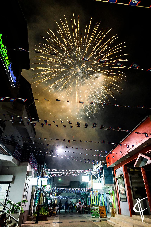 Firework San Ignazio