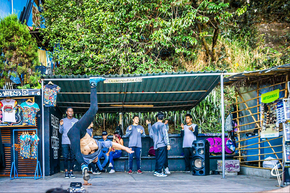 Dance, Comuna 13