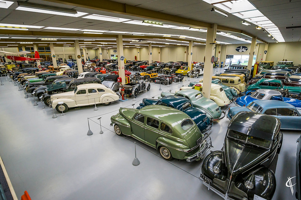 Southwards Car Museum